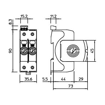 V10 COMPACT 255