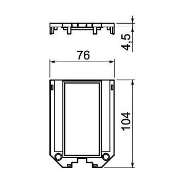 Instalacijski odklopnik (MCB) 25 kA